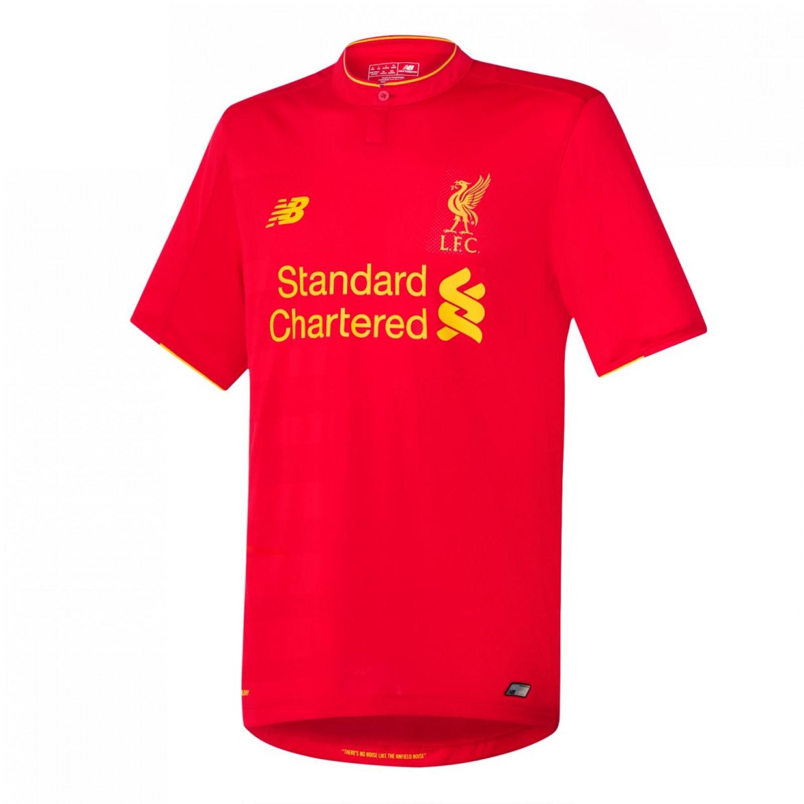 Liverpool Home 2016/17