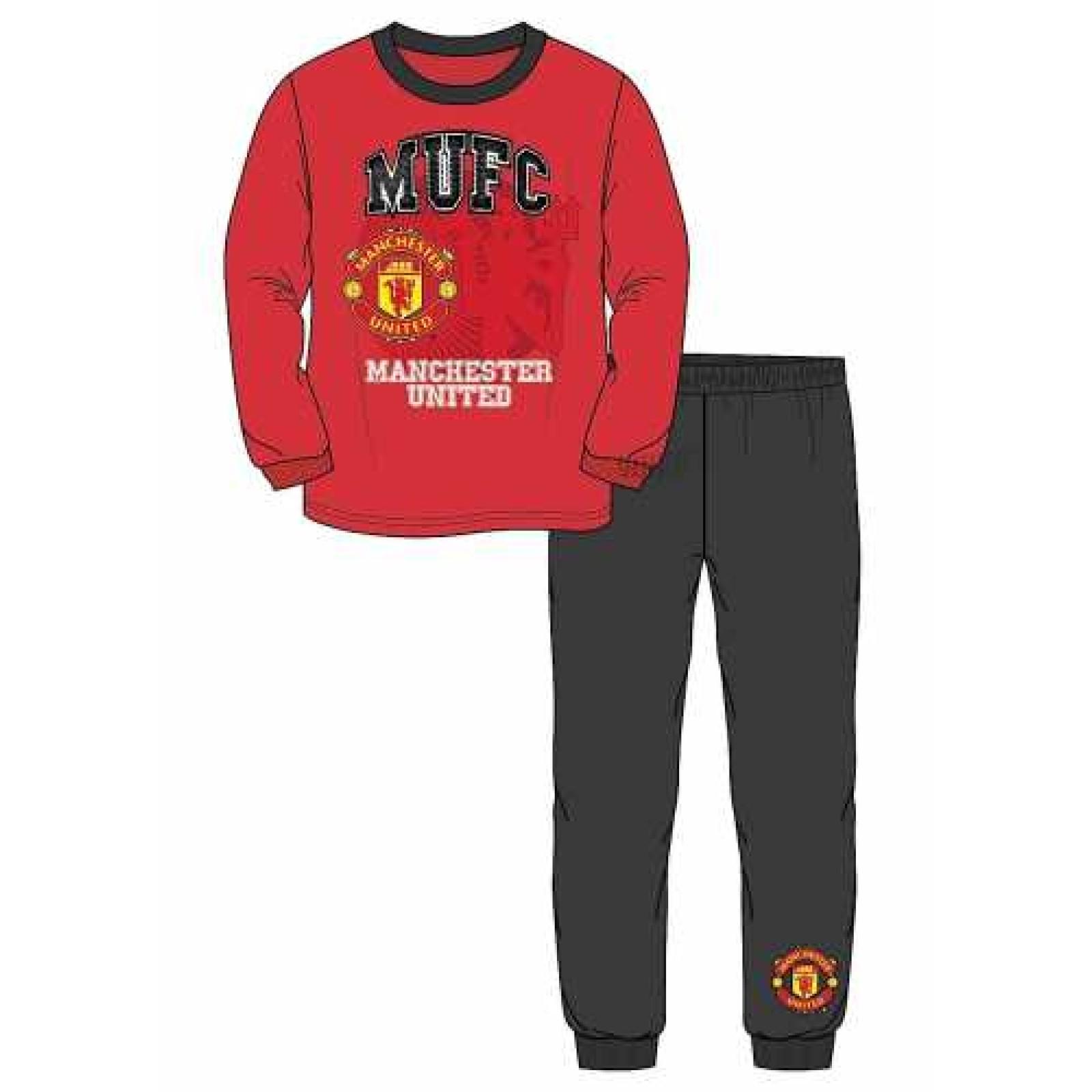 Kids Man Utd Pyjamas