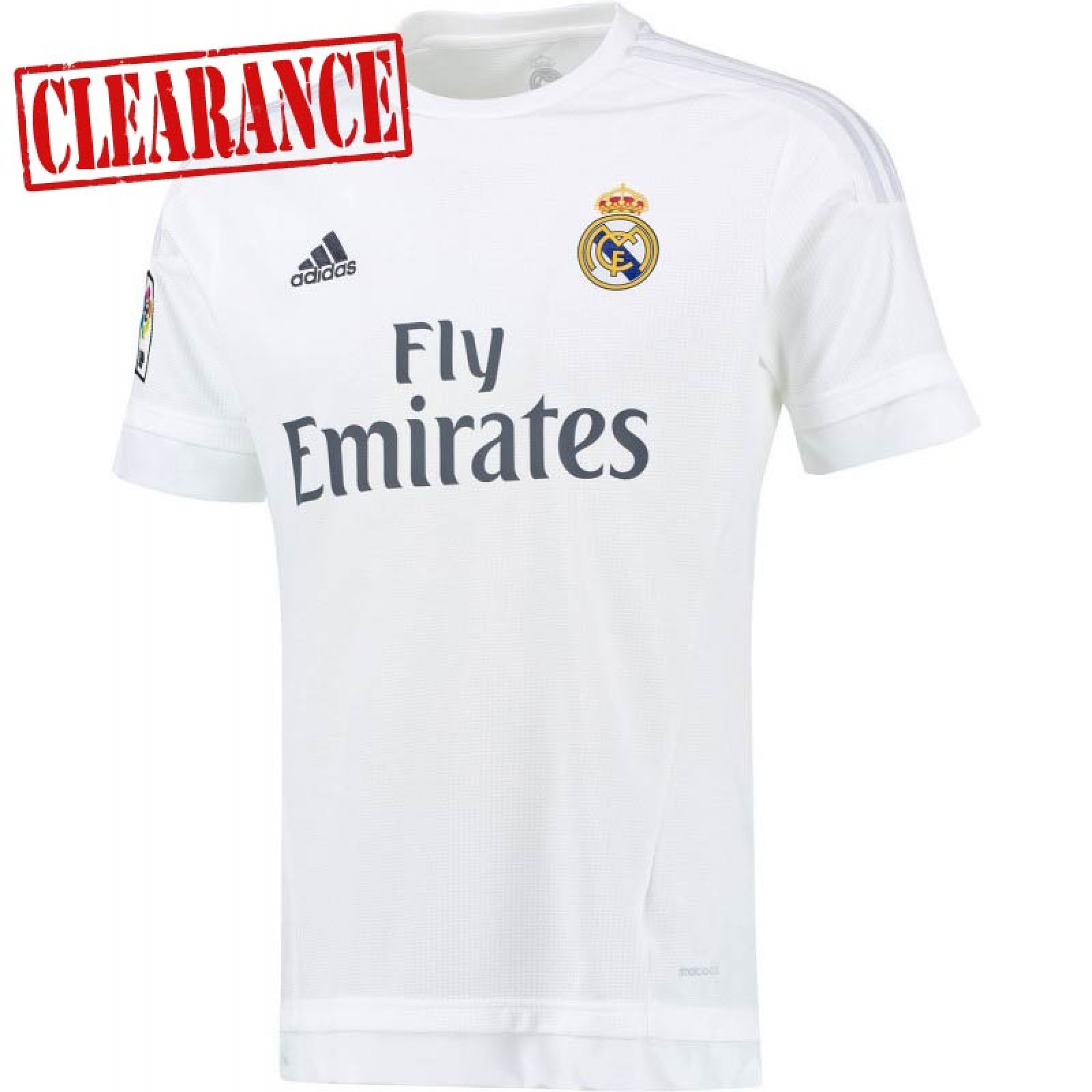 Real Madrid Home 2015/16