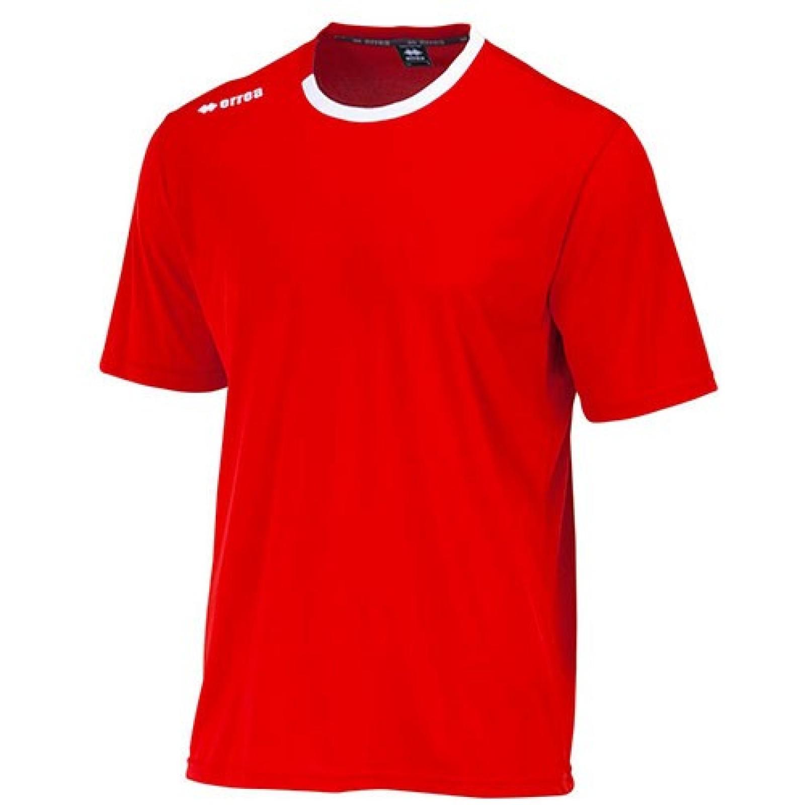Errea Liverpool Short Sleeve Shirt