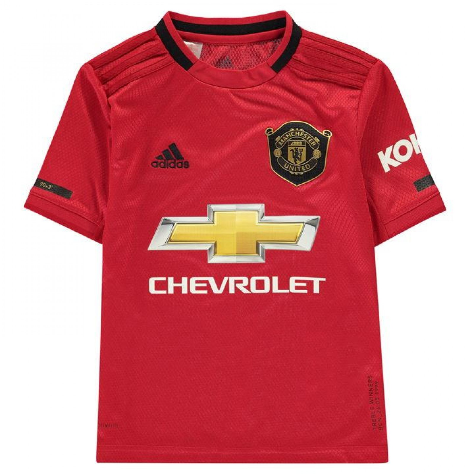 Kids Man Utd Home 2019/20