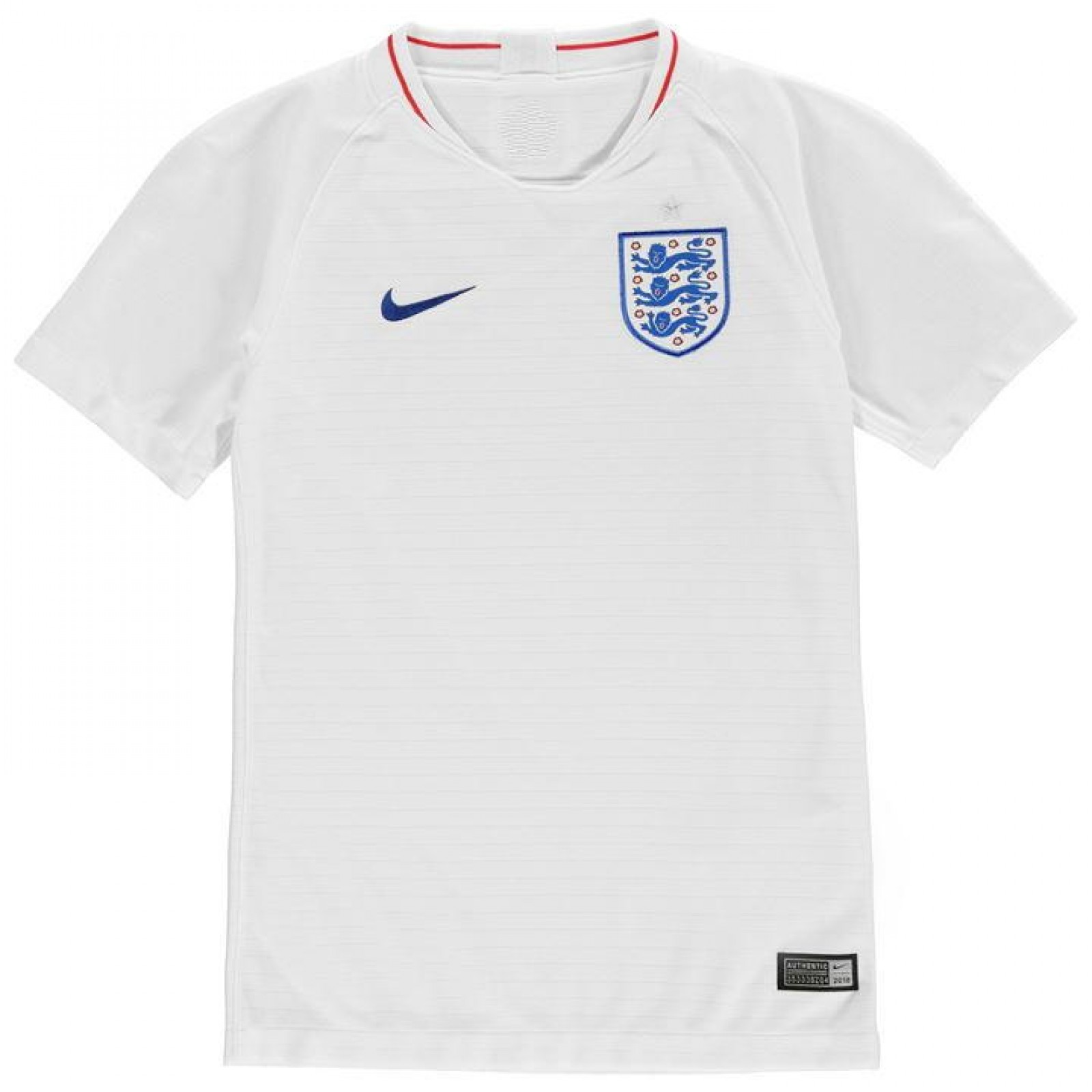Kids England Home 2018