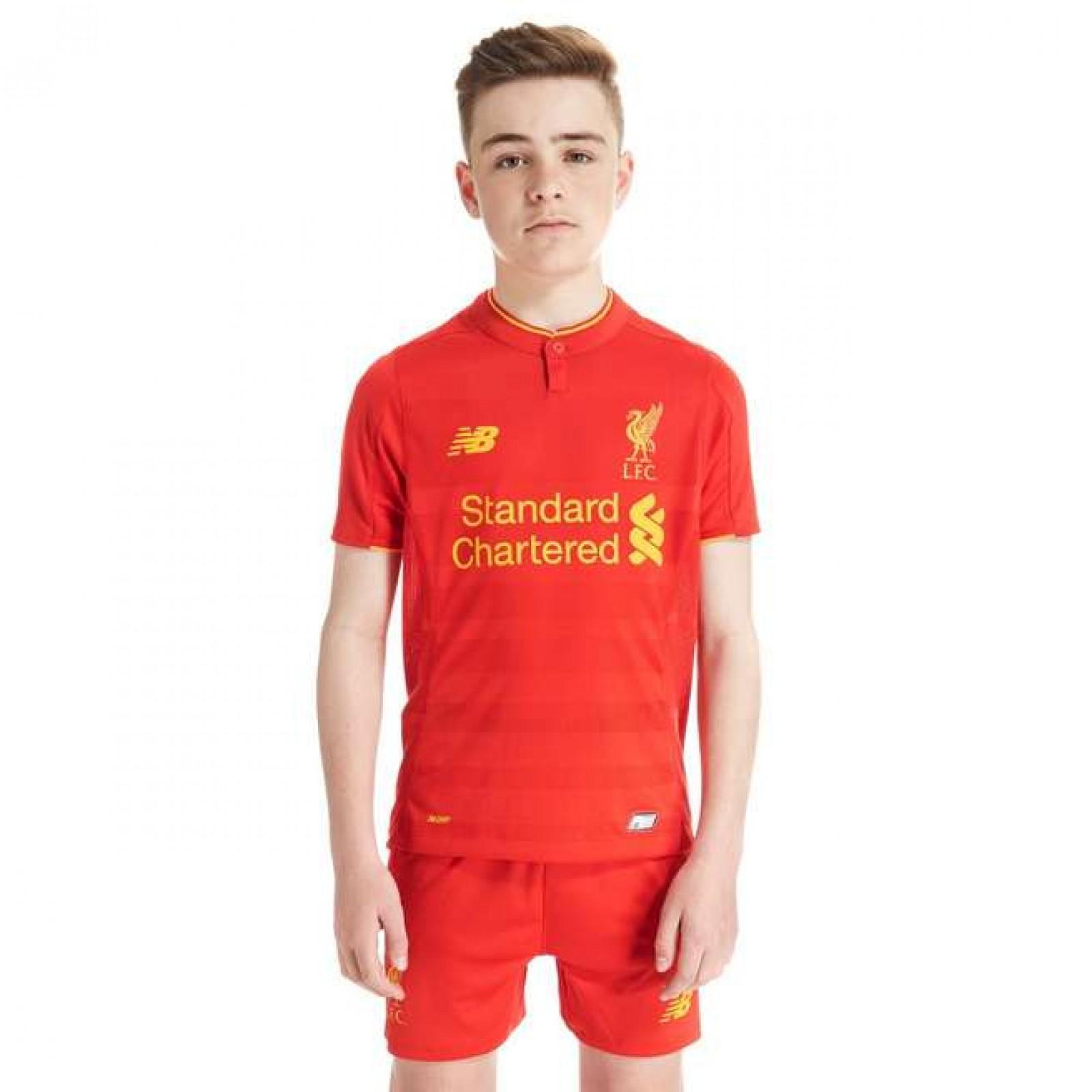 Kids Liverpool Home 2016/17