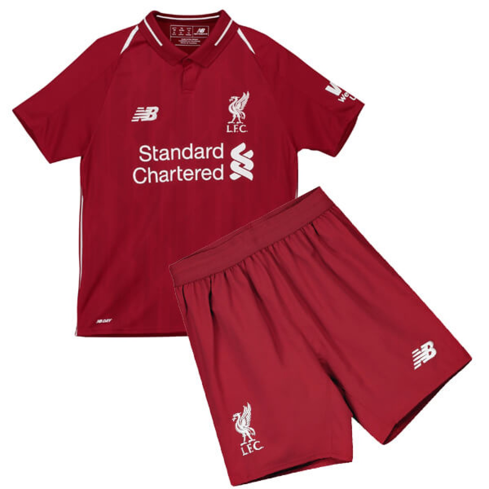 Kids Liverpool Home 2018/19