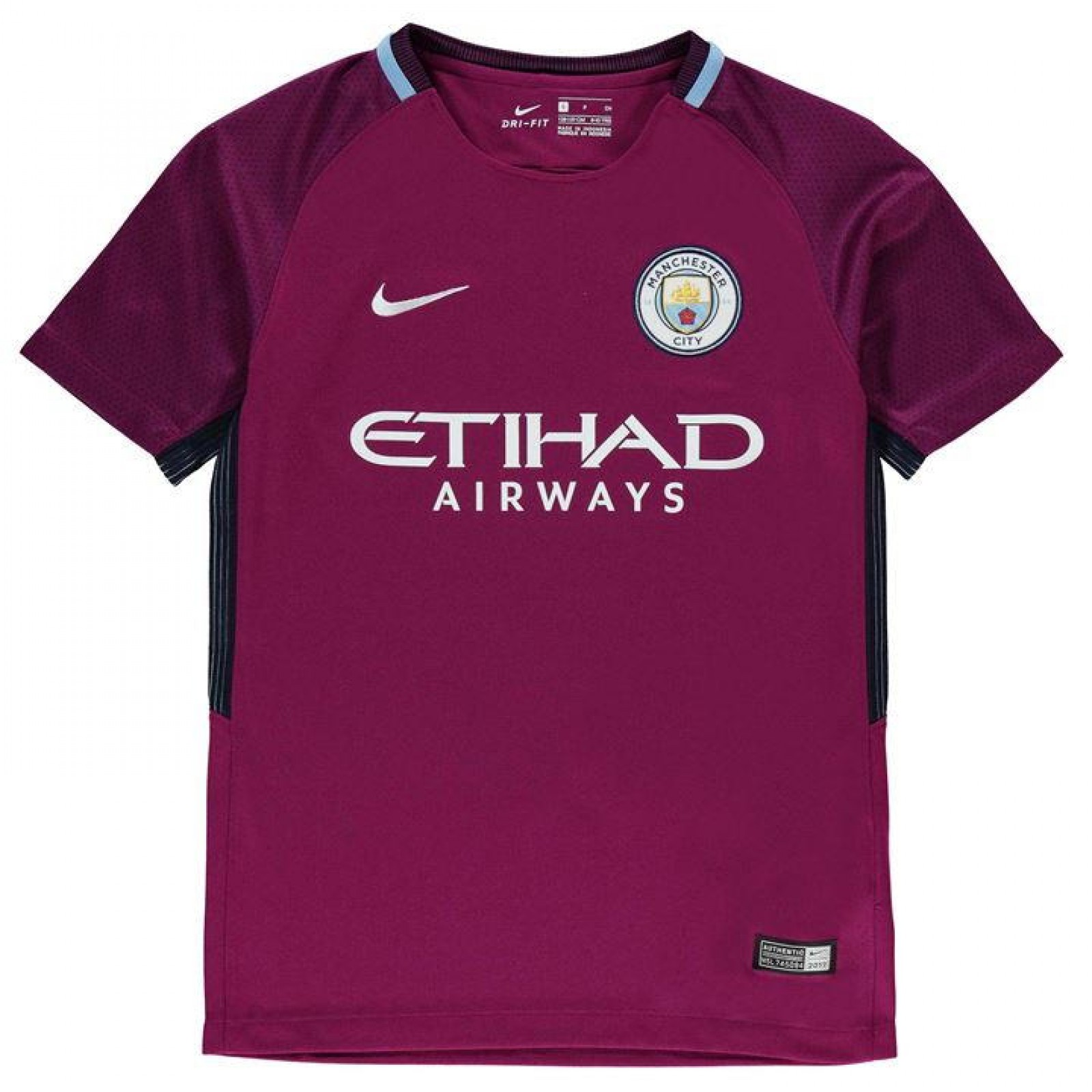 new product 41fb5 7ca61 Childrens Manchester City Away Football Kit | Get FREE Shirt ...