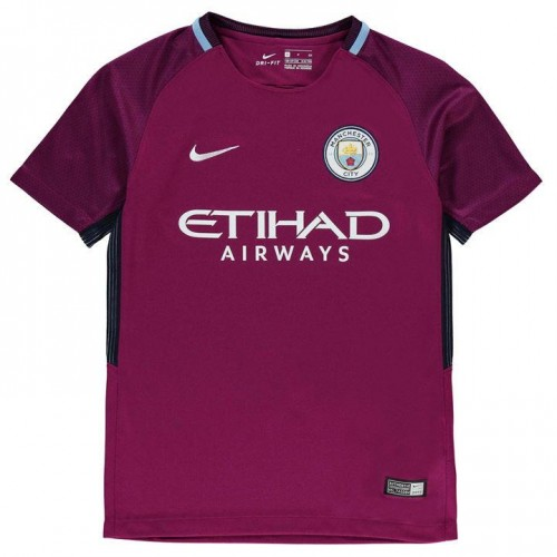 Kids Man City Away 2017/18