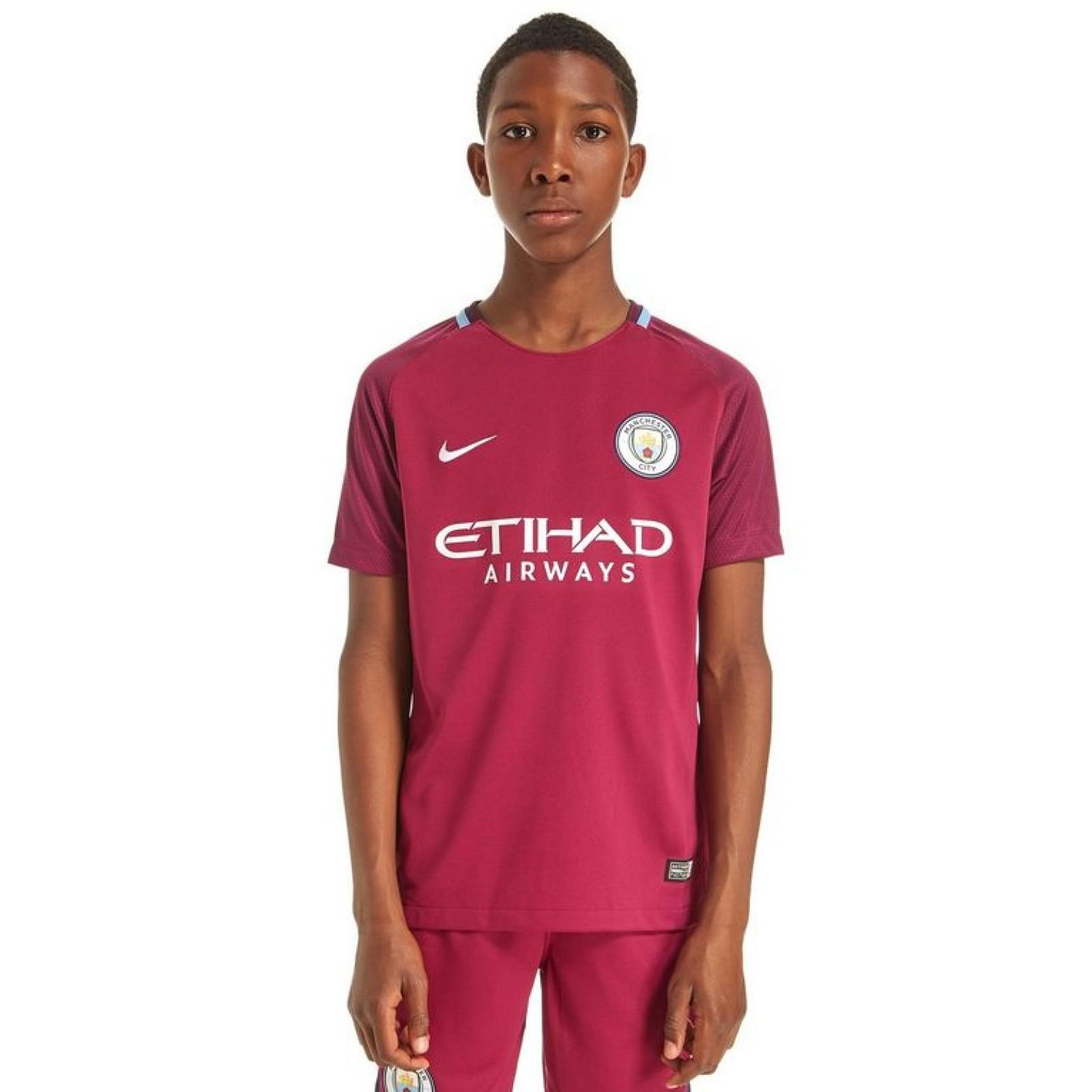 Kids Man City Away 2017/18