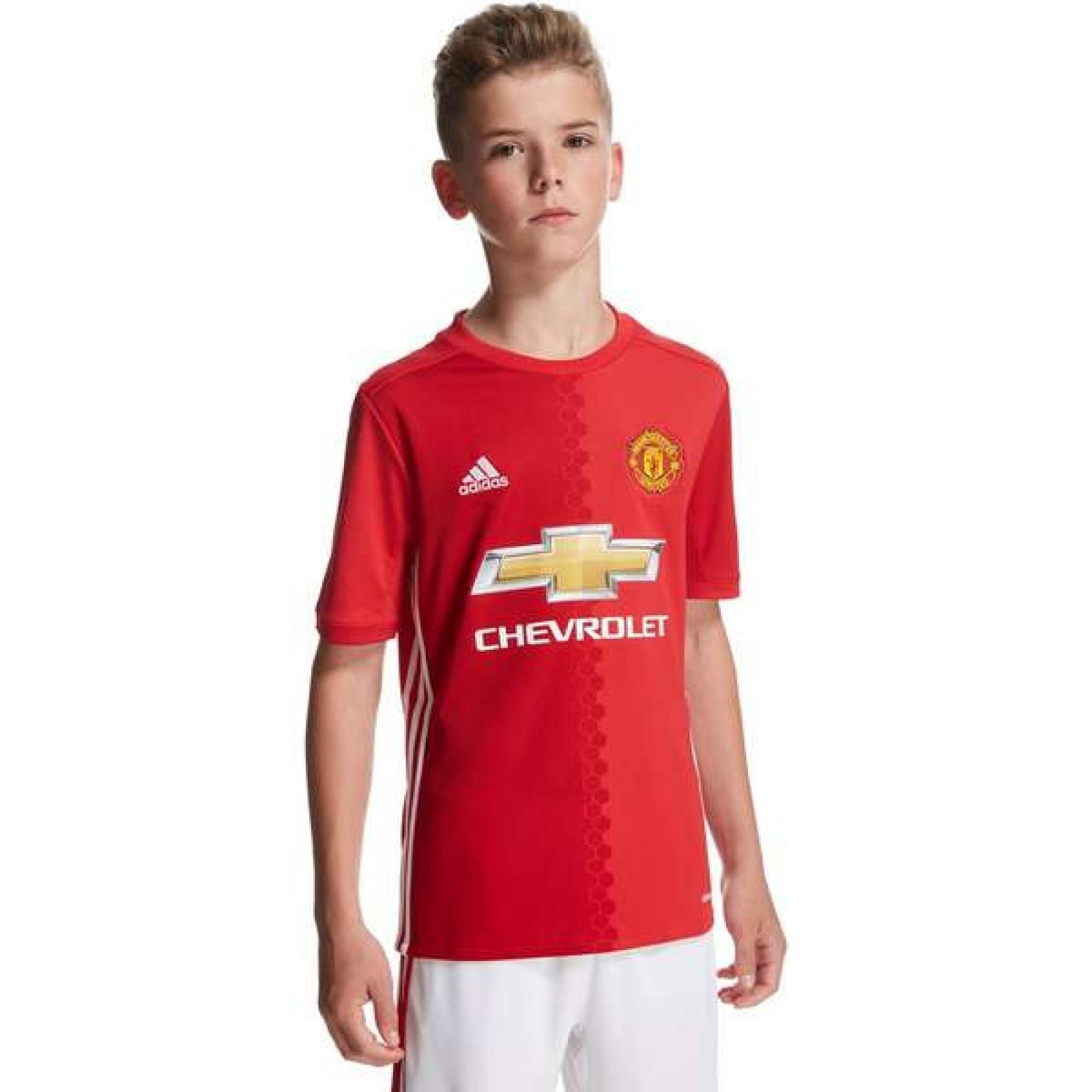 Kids Man United Home 2016/17