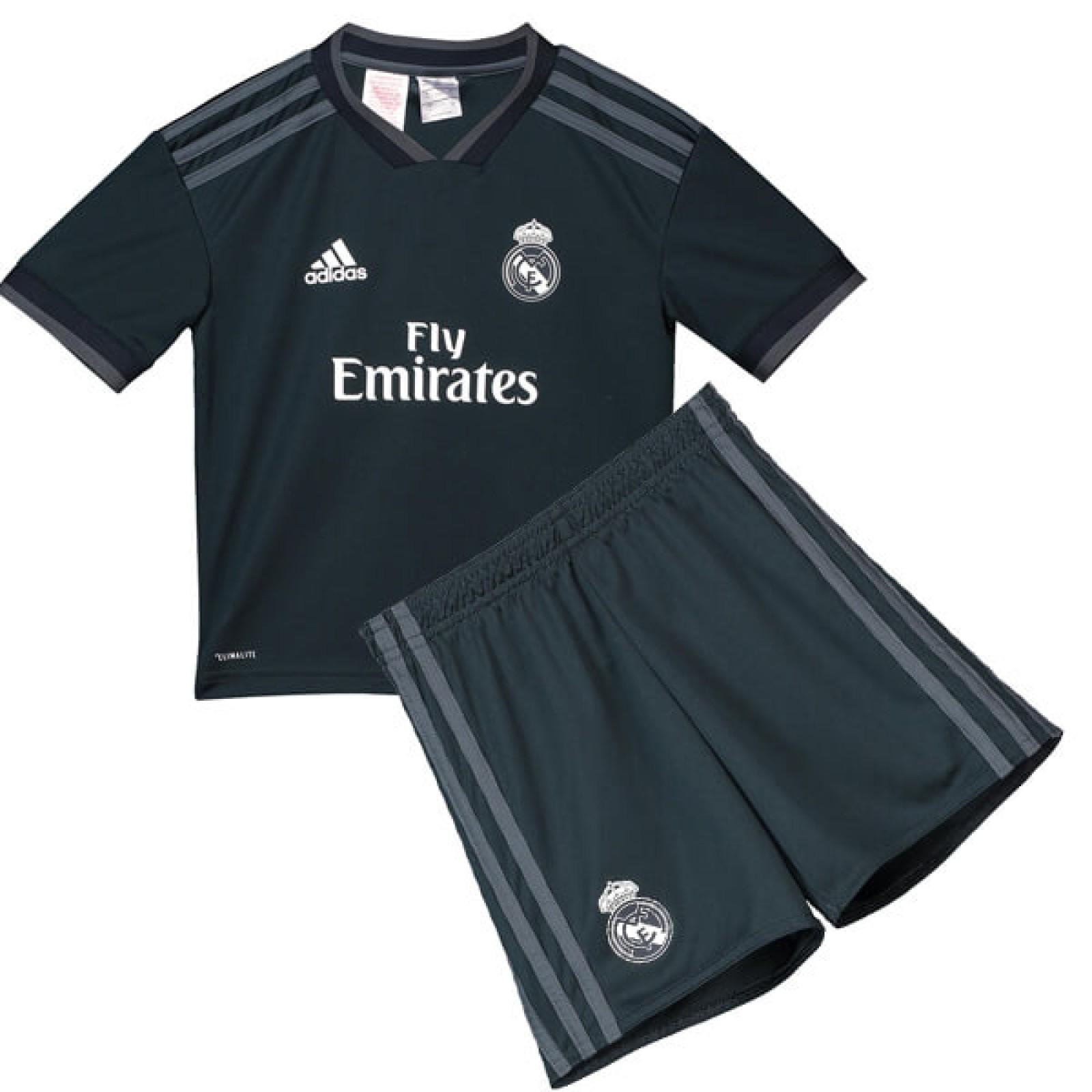 Kids Real Madrid Away 2018/19