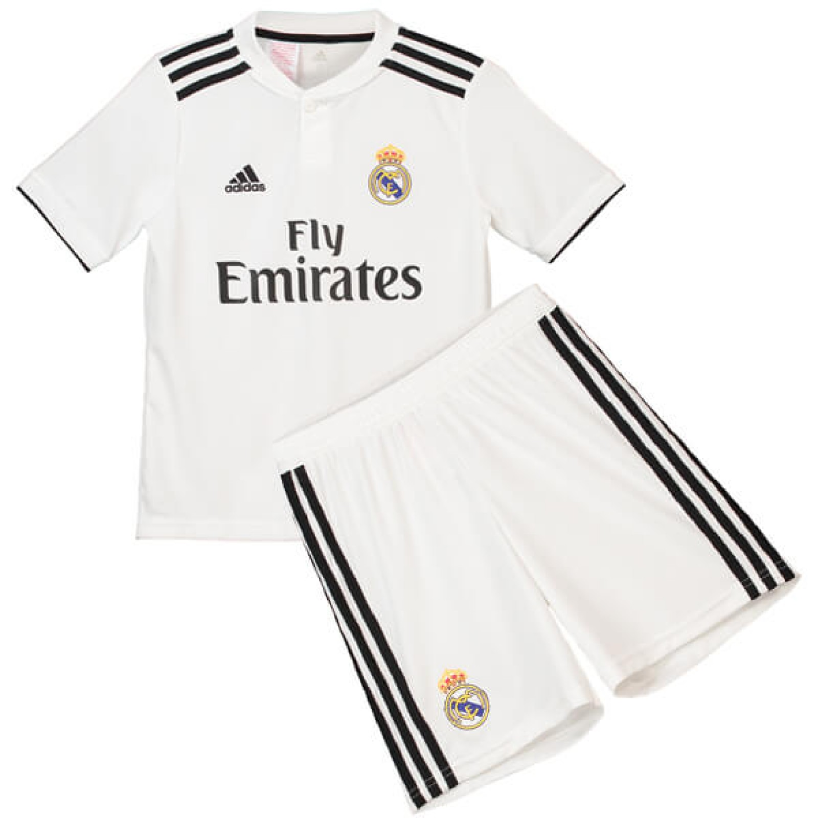 Kids Real Madrid Home 2018/19