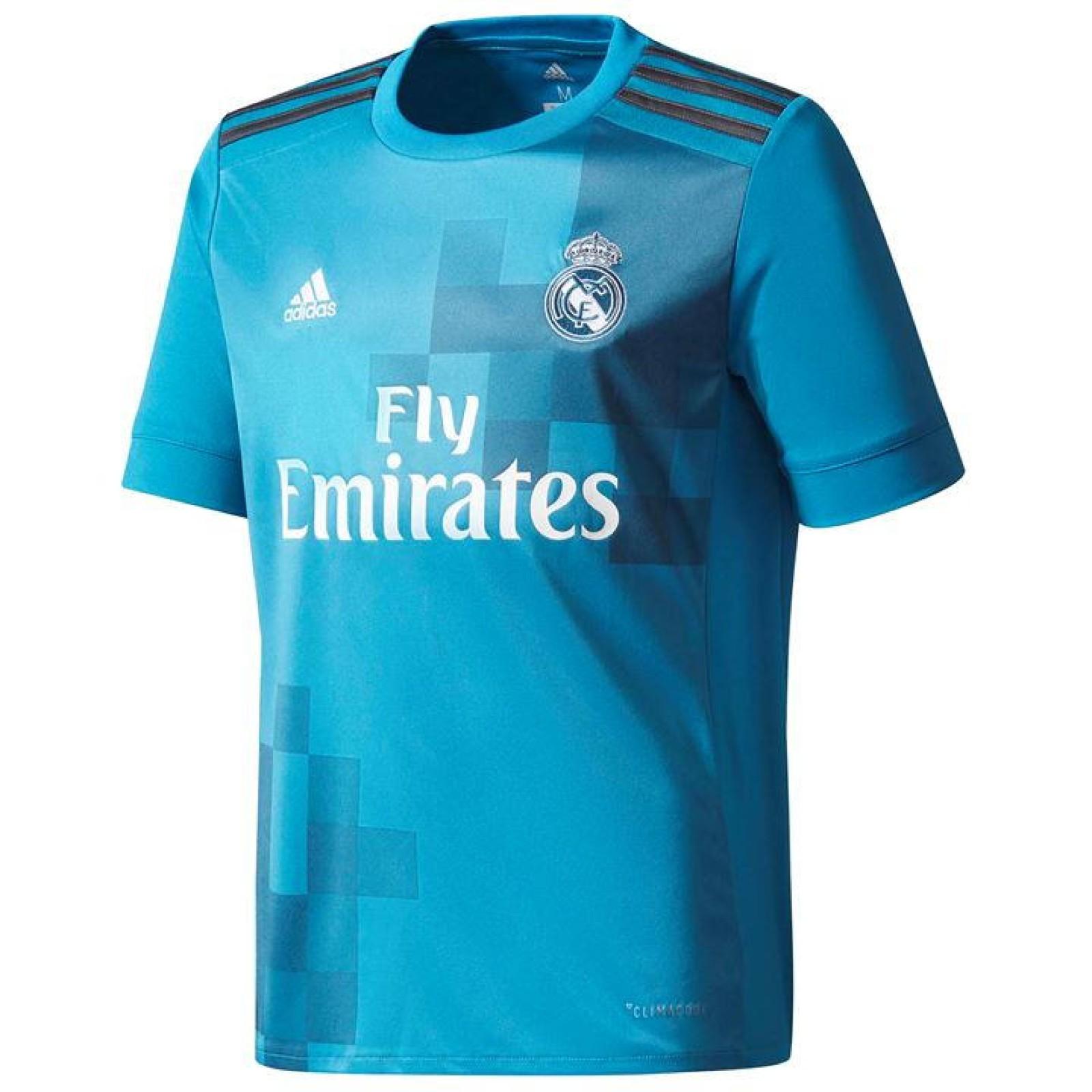 450452083 Childrens Real Madrid Third 2017 18 Football Kit