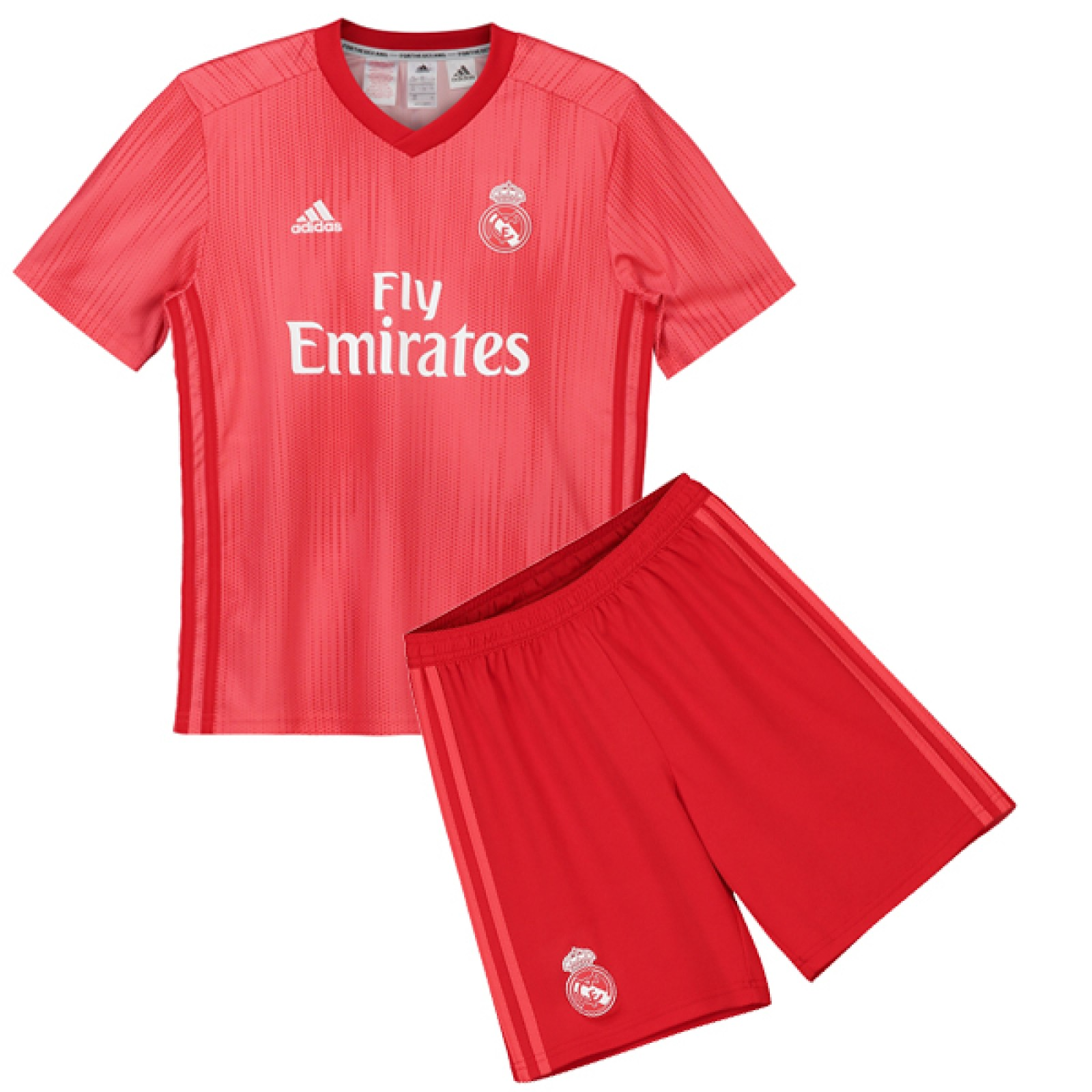 5db7c0f3f Childrens Real Madrid Third Kit 2018 19 from £29.99