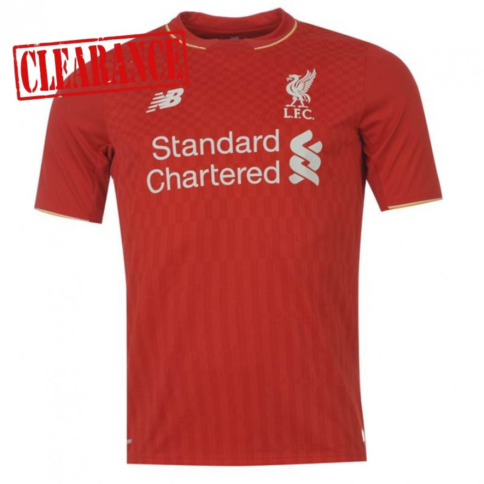 Liverpool Home 2015/16