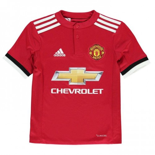Kids Man United Home 2017/18