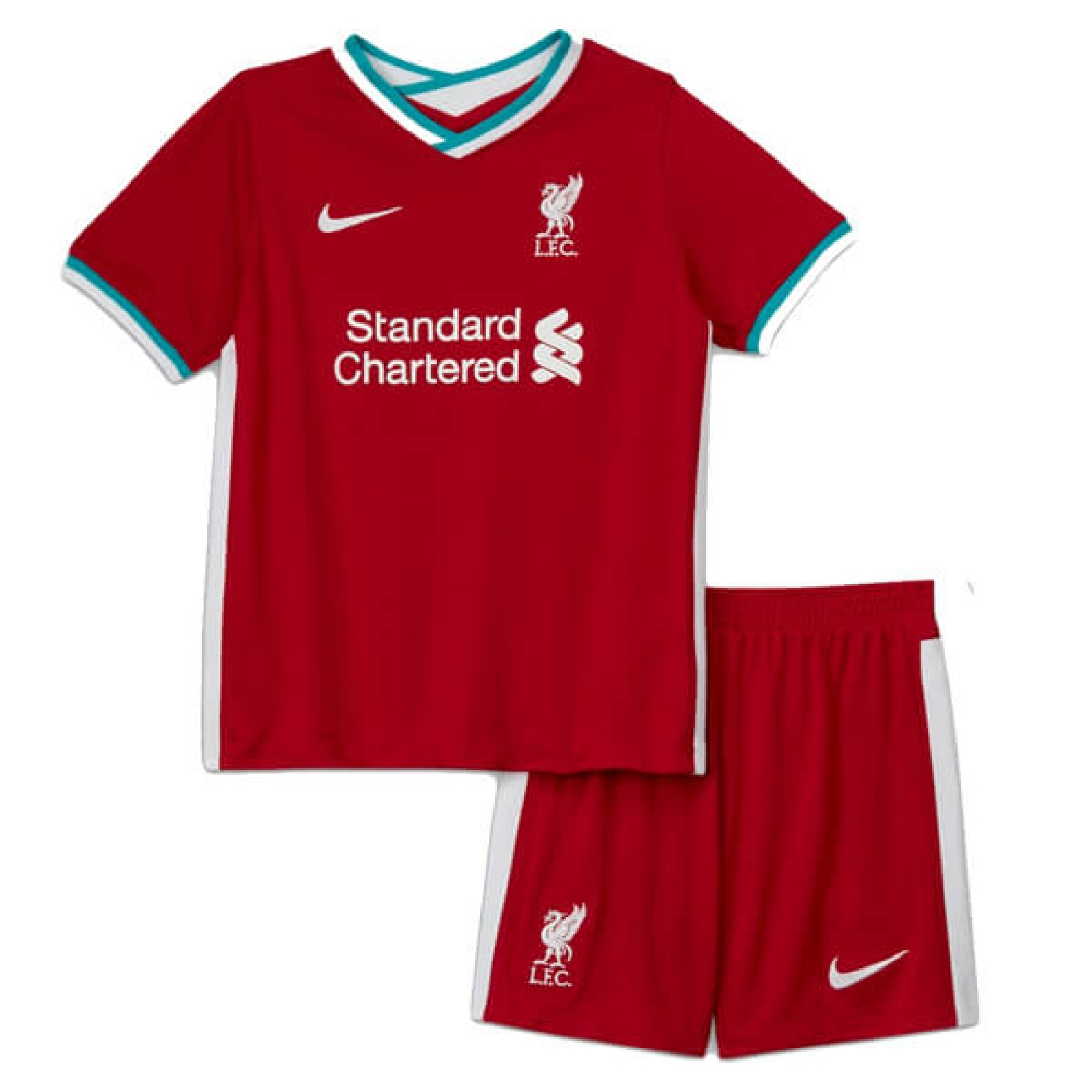 Kids Liverpool Home 2020/21