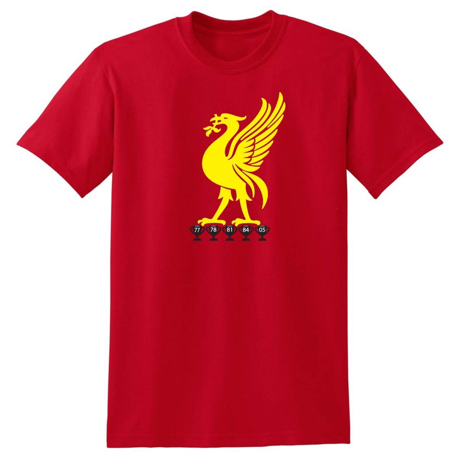 Liver Bird Trophy T-Shirt