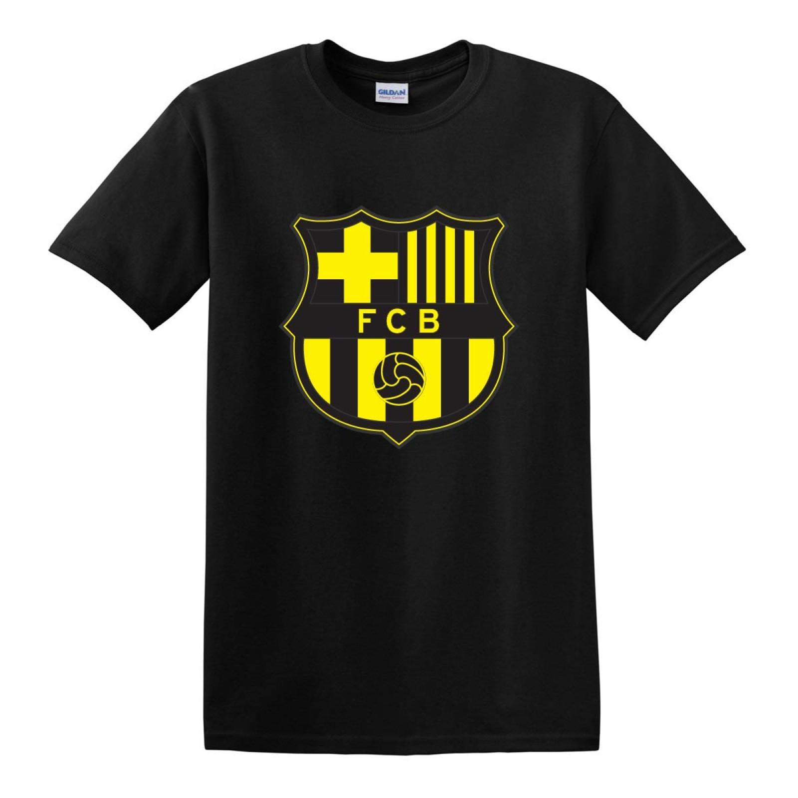 Barcelona Crest T-Shirt