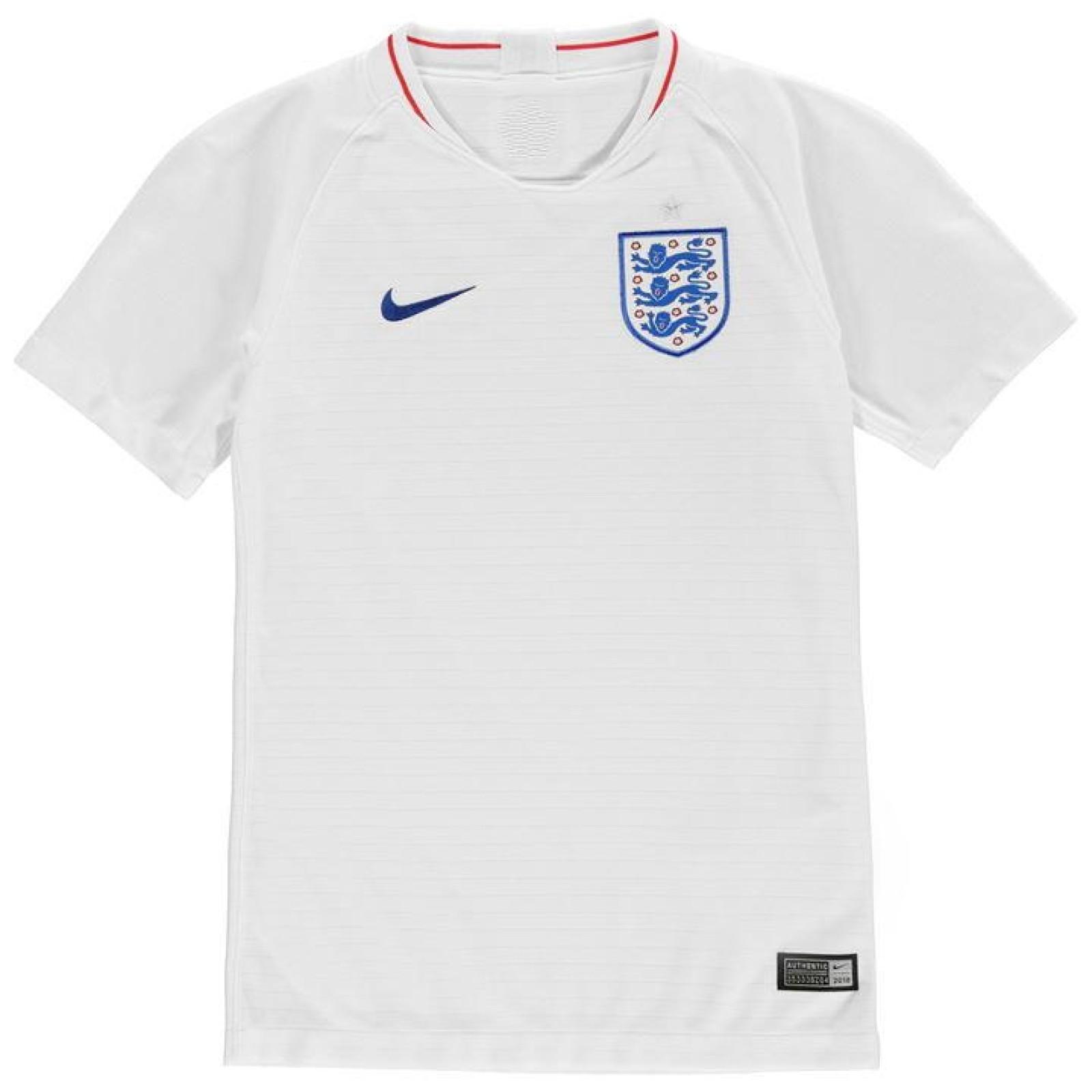 Kids England Home 2018