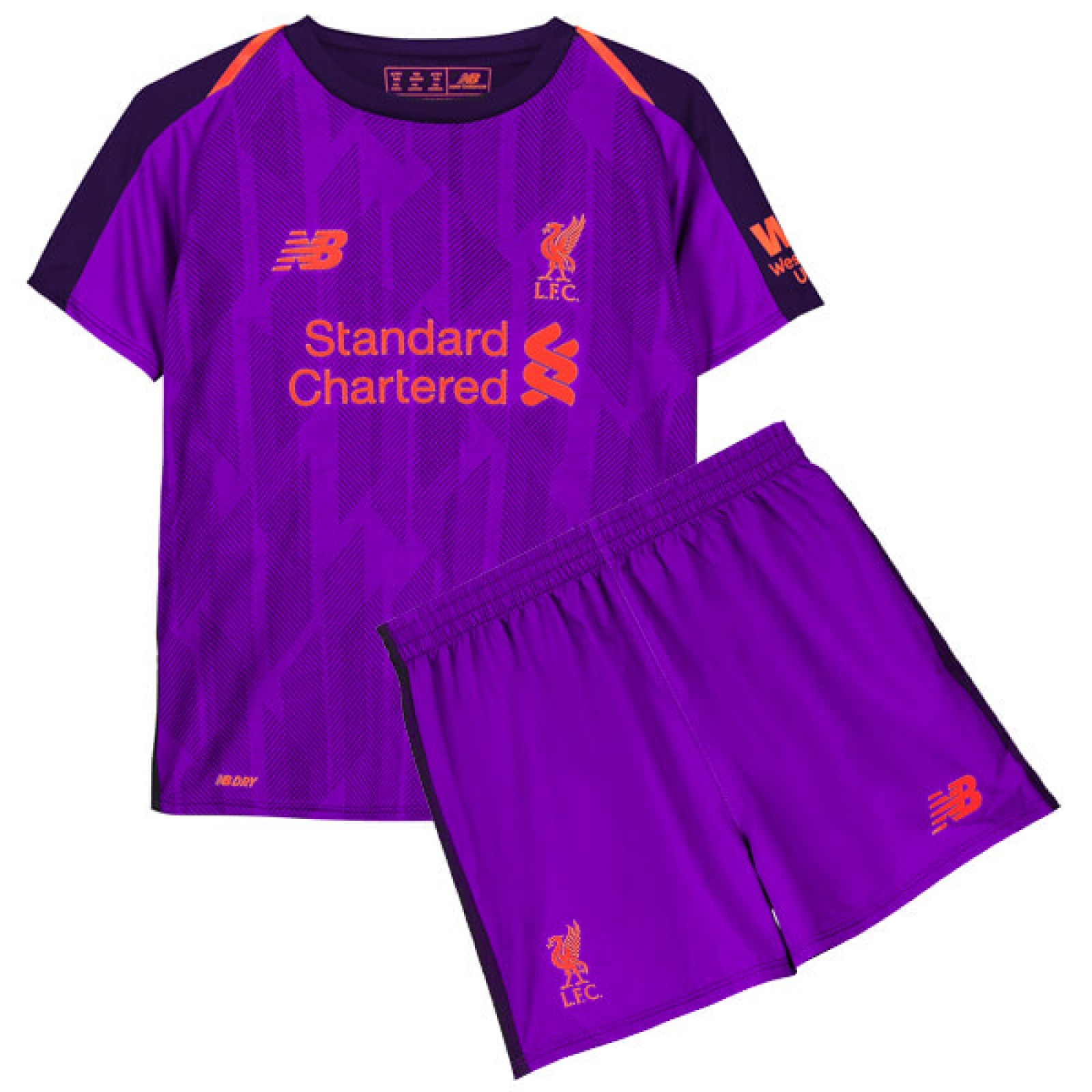 Kids Liverpool Away 2018/19