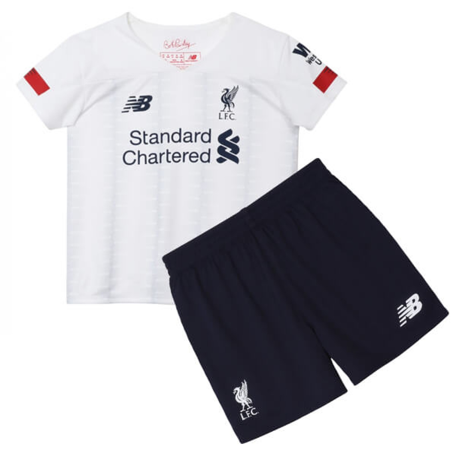 Kids Liverpool Away 2019/20