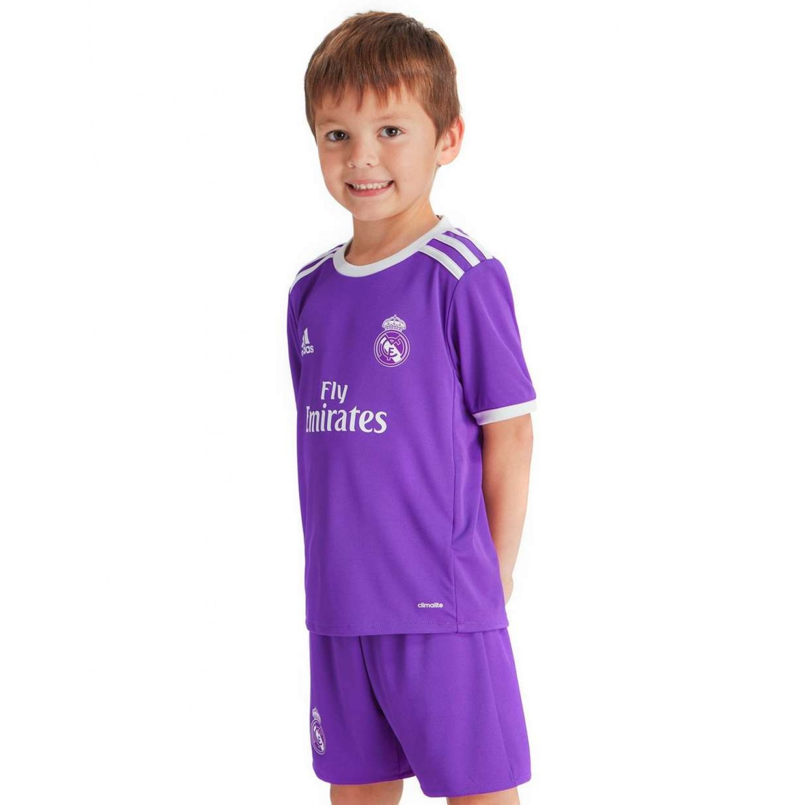 Kids Real Madrid Away 2016/17