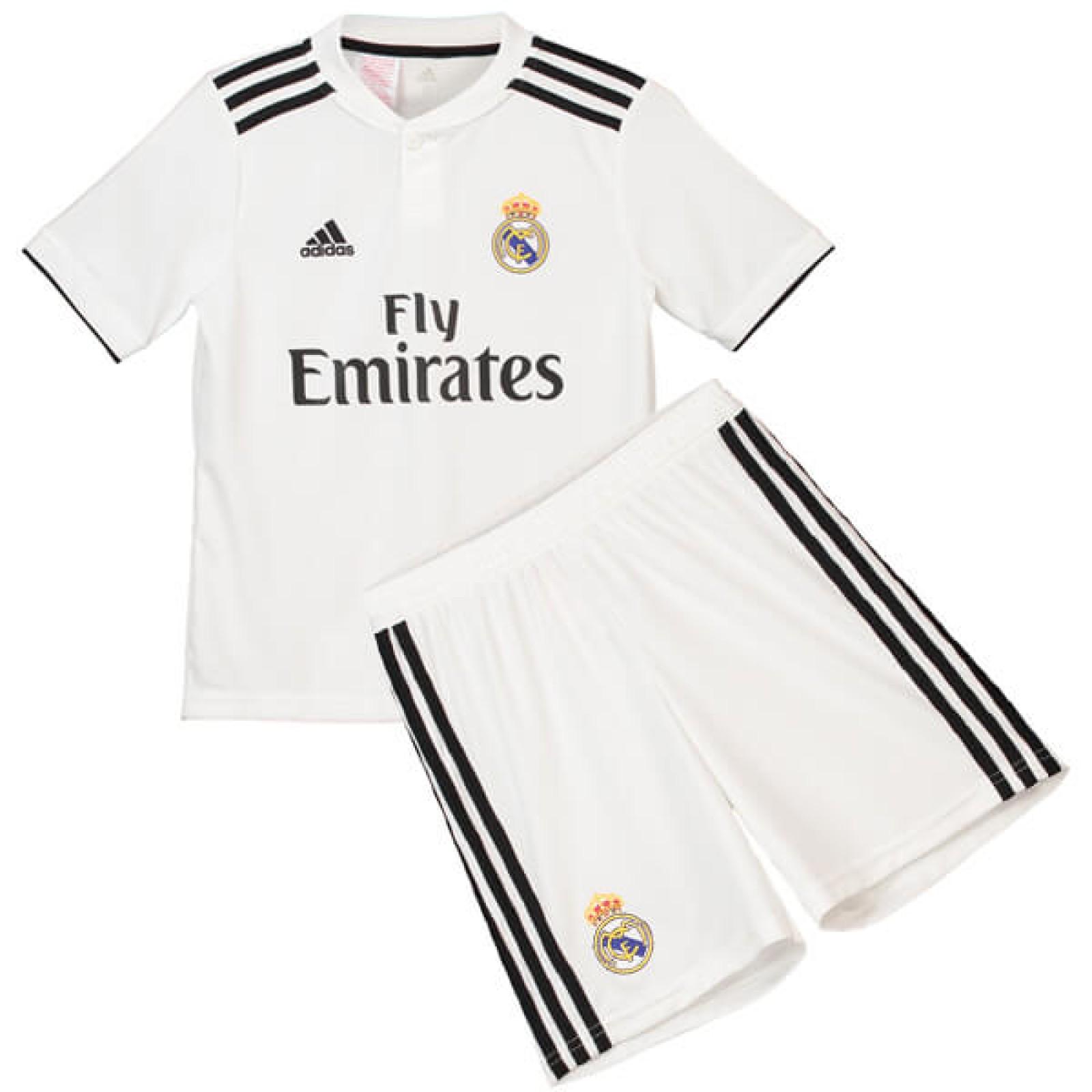 Kids Real Madrid Home 2018/19