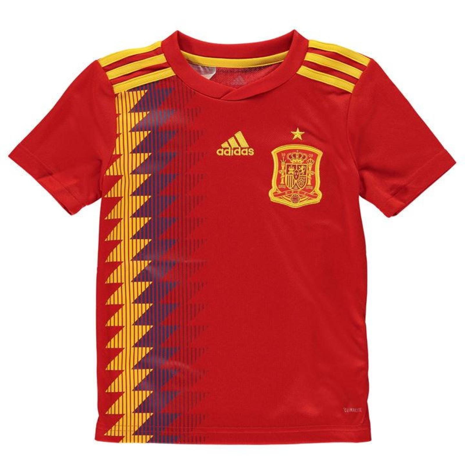 Kids Spain Home 2018