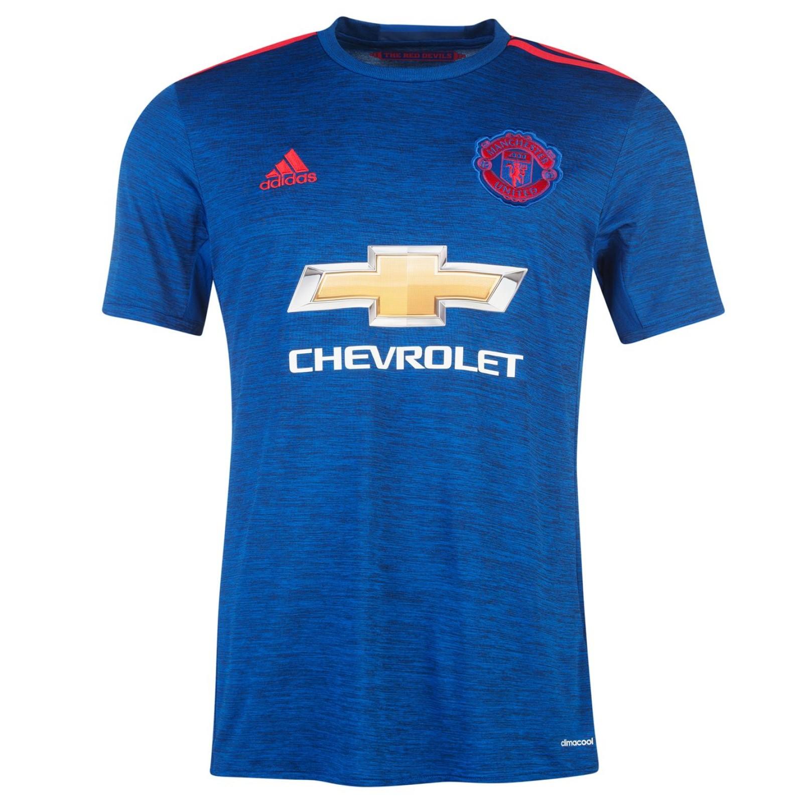 Manchester Utd Away 2016/17