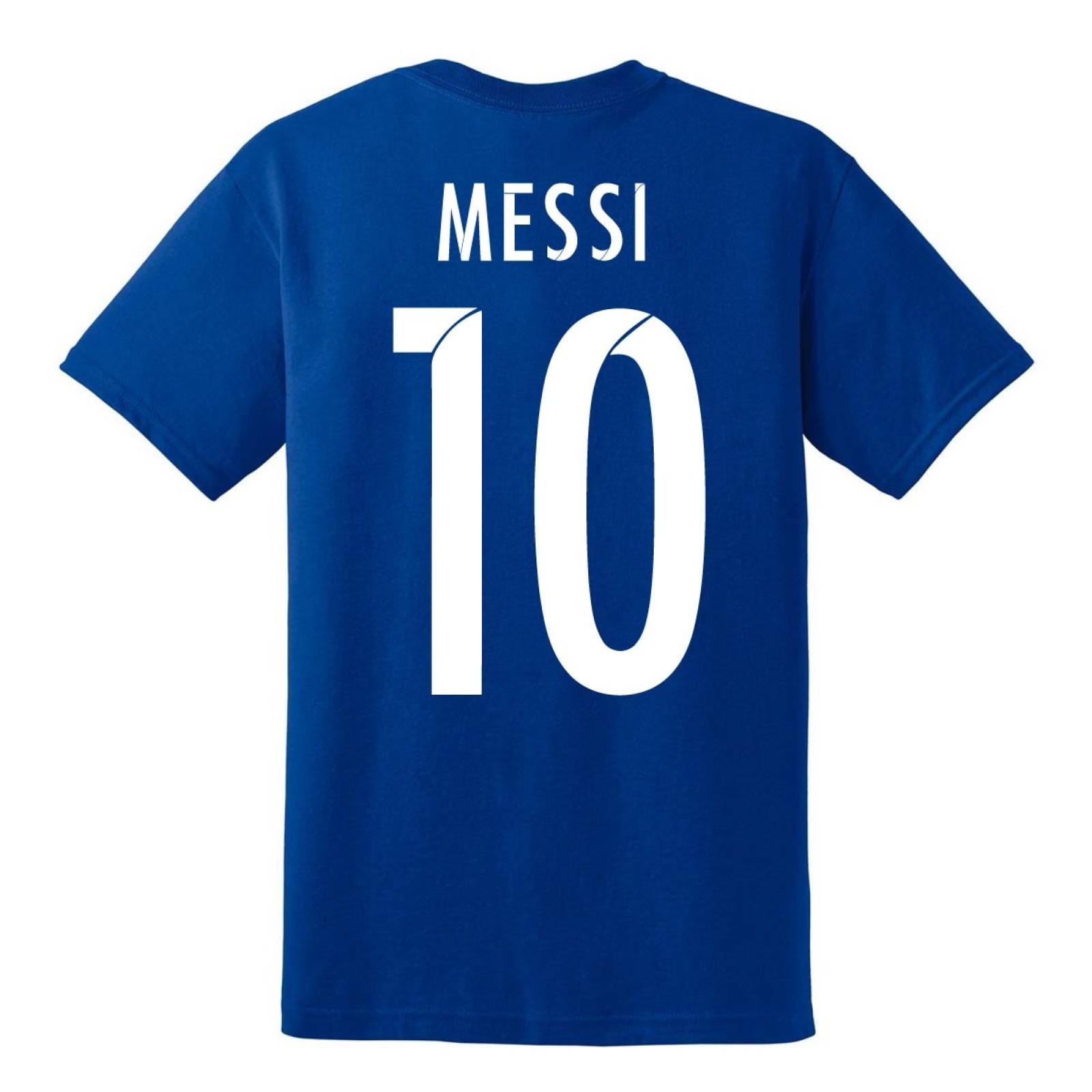 Messi Crest T-Shirt